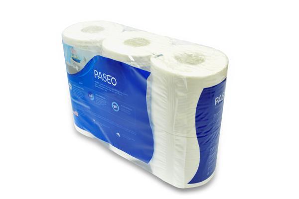 Paseo Giấy vệ sinh 6 cuộn 3 lớp